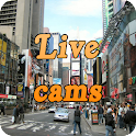 Live Cams World HD icon