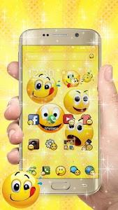 Emoji Smile Cute Theme 1.1.8