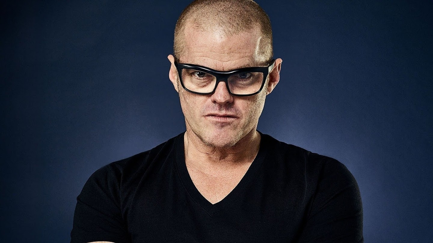 Watch Heston's Dinner in Space live