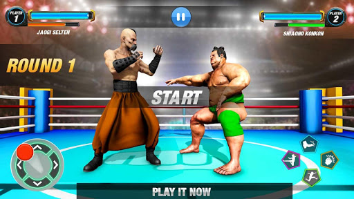 Bodybuilder Fighting Champion: Real Fight Games android2mod screenshots 4