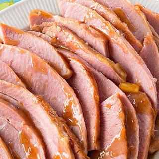 Slow-Cooker Party Ham.