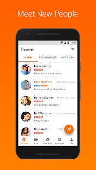 Mico - Chat, Live Streaming