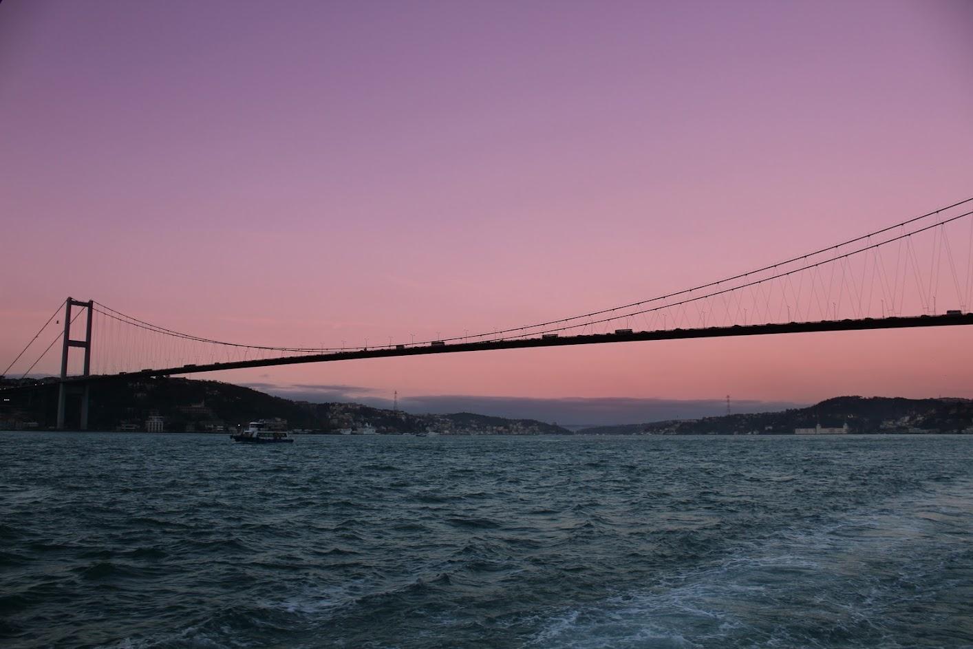 Como escolher um CRUZEIRO NO BÓSFORO em Istambul | Turquia