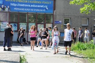Photo: Je neděle dopoledne 24. června 2012. Čas před odjezdem.