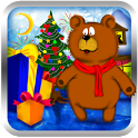 Xmas Live Wallpaper Free icon