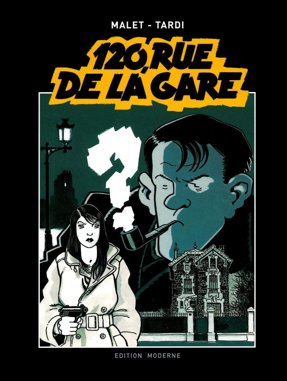 120, Rue de la Gare Gesamtausgabe (1988)