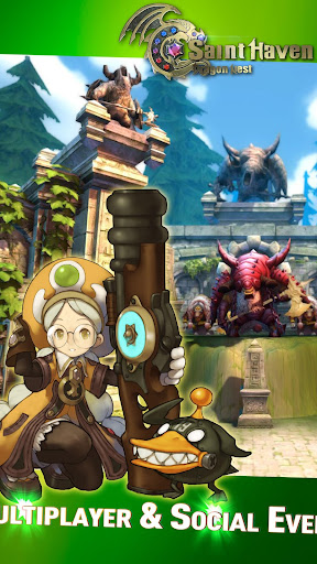 Dragon Nest: Saint Haven  mod screenshots 3