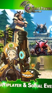 Dragon Nest: Saint Haven Screenshot