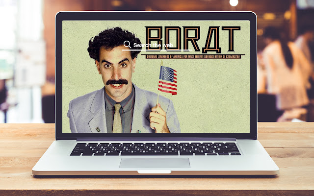 Borat HD Wallpapers Theme