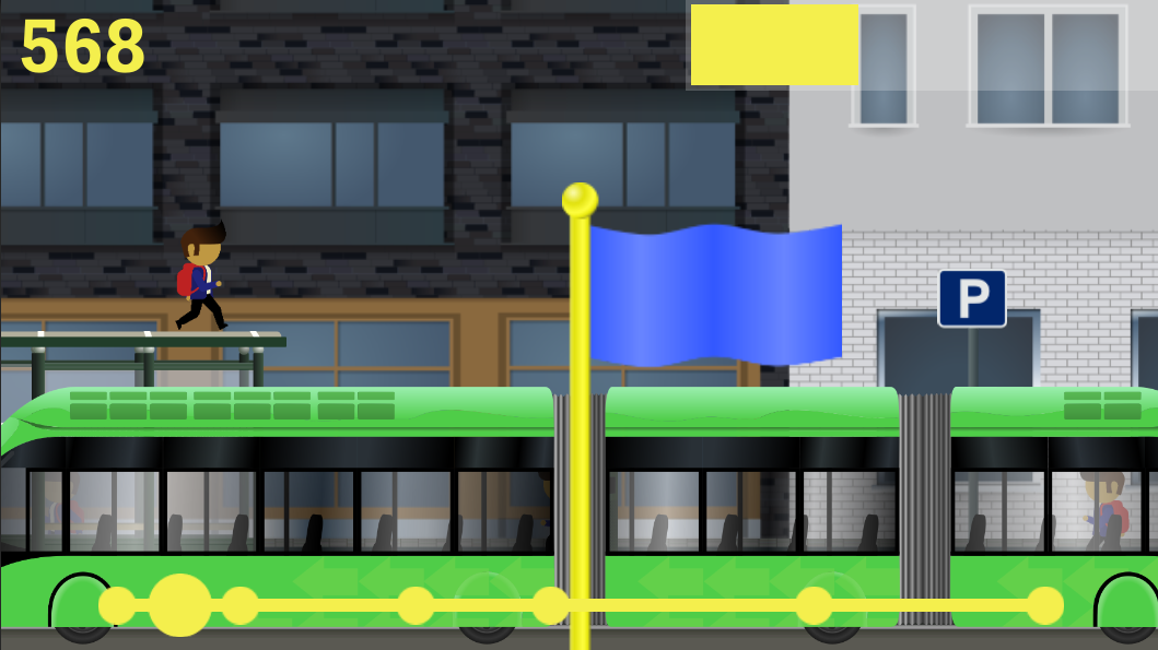 Bus Runner (Unreleased)- screenshot