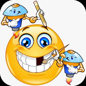 Скачать Emoji Maker : Custom Emoji 1 1 1 для Android - Скачать