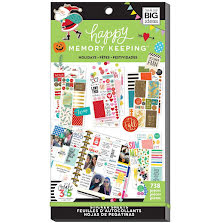 Me & My Big Ideas Happy Planner Sticker Value Pack - Seasons & Holidays