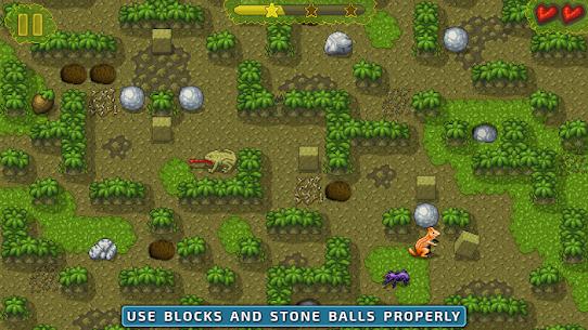 Chipmunk's Adventures MOD APK [Unlimites Tips And Seeds] 3