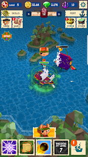 Holy Ship! Pirate Action Screenshot