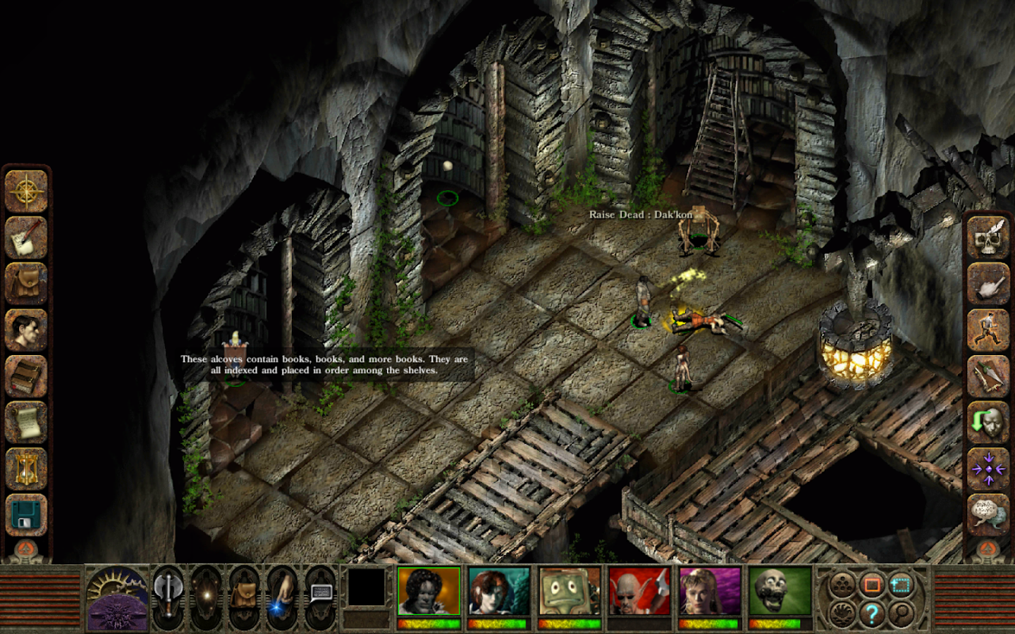 Planescape: Torment: Enhanced Edition- screenshot