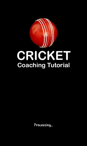 Cricket Coaching Tutorials 1.2 screenshots 1