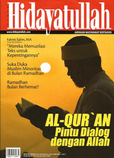 Hidayatullah Edisi Jun 2015