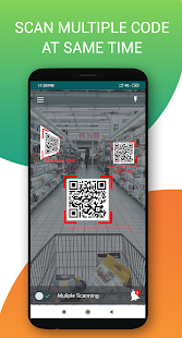 Qr Barcode Scanner Pro Screenshot