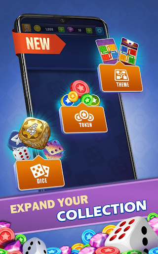 Ludo All Star - Online Fun Dice & Board Game apkpoly screenshots 6