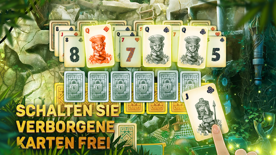 Solitaire Treasure of Time Screenshot