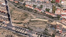 Parcela adjudicada / Delegación del gobierno de Almería