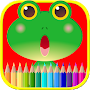 Coloring Book for Kids Animal APK icon