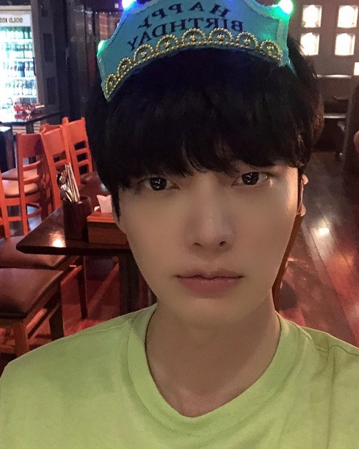 ahn jae hyun bday video 1