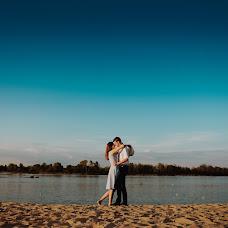 Wedding photographer Klaudia Amanowicz (wgrudniupopoludn). Photo of 25.07.2018