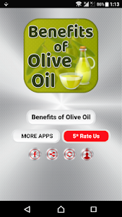 Benefits of Olive Oil for PC-Windows 7,8,10 and Mac apk screenshot 1