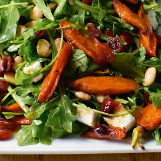 Maple-Roasted Carrot Salad.