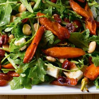 Maple-Roasted Carrot Salad.