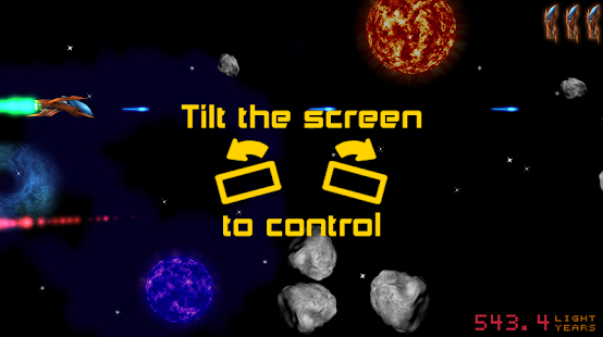Astroid - The Space Arcade- screenshot thumbnail