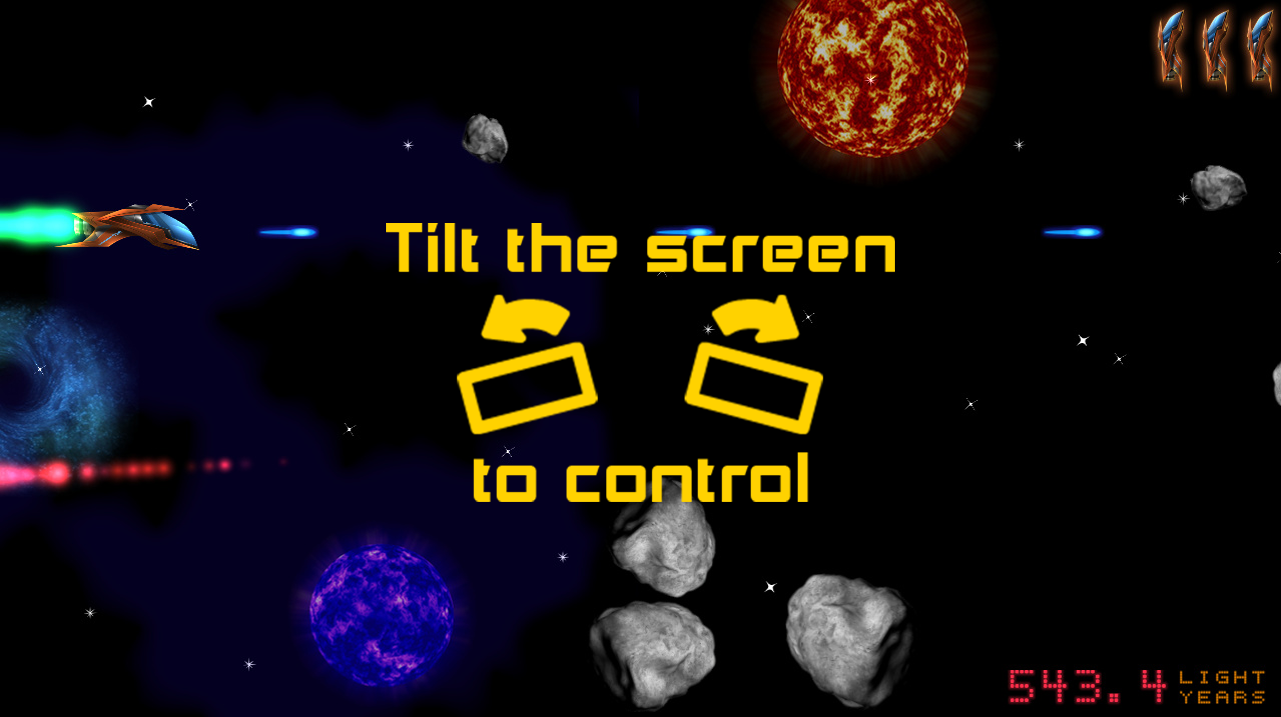 Astroid - The Space Arcade- screenshot