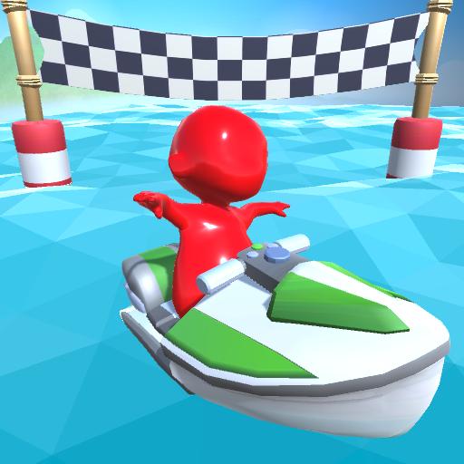 Sea Race 3D - Fun Sports Game Run