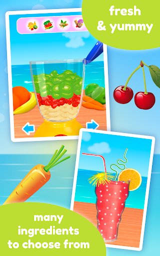 Smoothie Maker - Cooking Games apkpoly screenshots 8