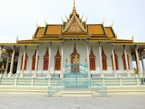Photo: Silver Pagoda with the silver floor