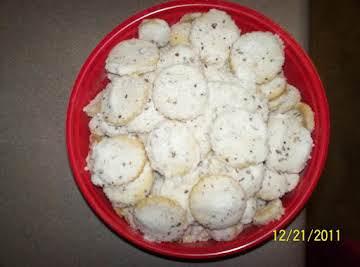 Pan de Polvo (Mexican cookies)