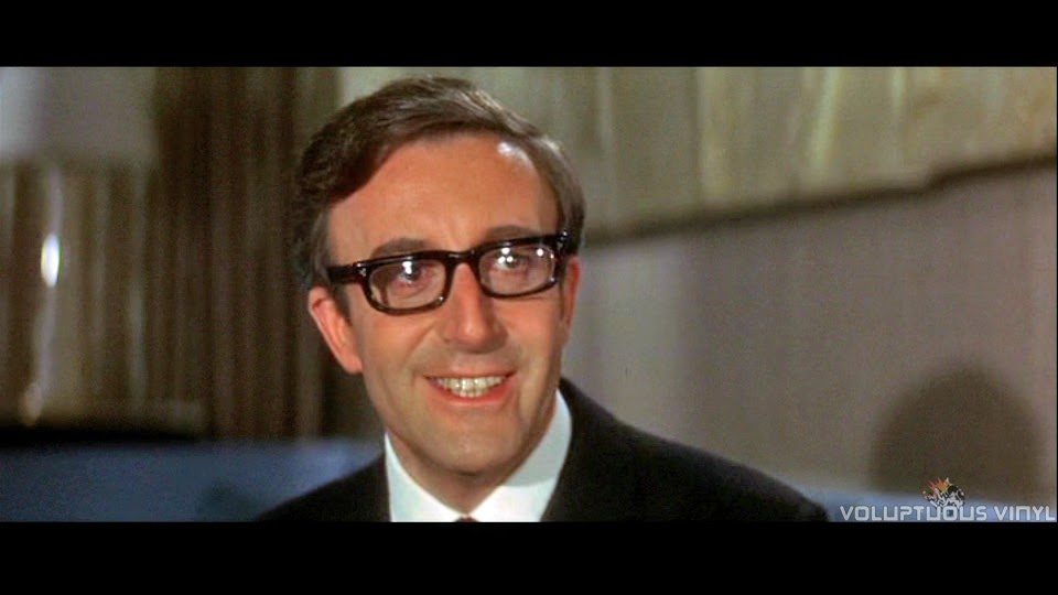 Peter Sellers as James Bond in Casino Royale