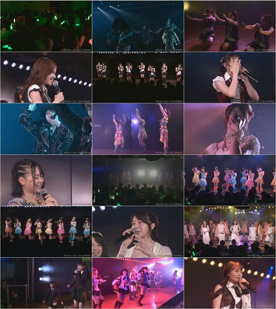 (LIVE)(720p) AKB48 込山チームK 「RESET」初日公演 Live 720p 180706