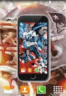 Tom Brady HD Wallpaper NLF 2018 - náhled