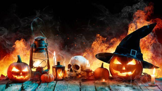 Halloween: a curiosa origem do Dia das Bruxas - BBC News Brasil