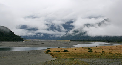 Photo: Haast River