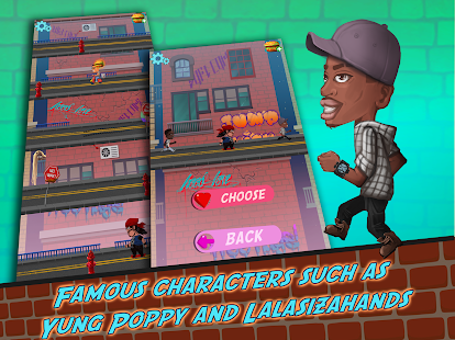 Burger Jump- screenshot thumbnail