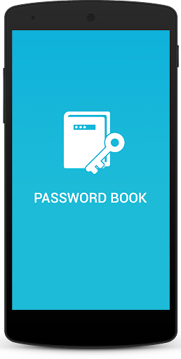 Secure Password Book