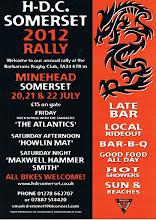 Photo: HDC Somerset 2012 Rallye