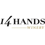 Logo for 14 Hands Winery