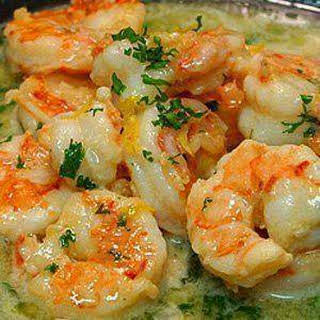 EASY & LOW CARB SHRIMP SCAMPI!!.