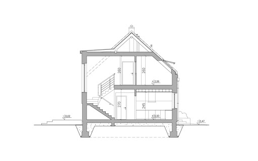 Ystad Multi-Comfort - Przekrój