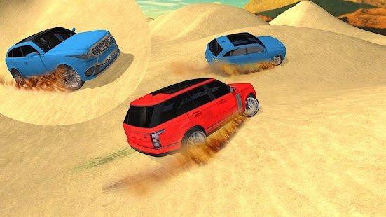 Offroad Luxury Desert Safari- screenshot thumbnail