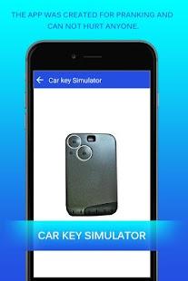 Car Key Remote Lock Simulator - náhled